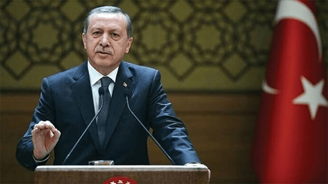 Erdogan: Visa Liberalization Is Turkey's Top Priority
